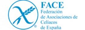 Logotip de la Federació d'Associacions de Celíacs d'Espanya (FACE)