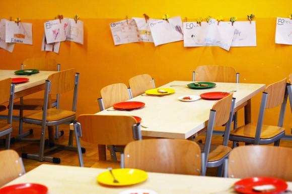 Planificar la alimentación de los niños con diabetes en la escuela