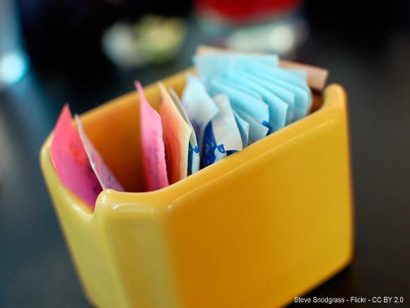 Edulcorantes o productos sin azúcar: aprender a contar los
