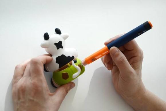 15 estrategias para reducir la sensación de dolor al pinchar la insulina