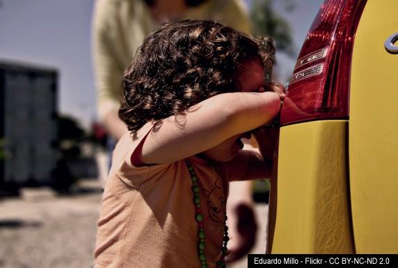Rabieta de un niño - Autor: Eduardo Millo - Flickr - CC BY-NC-ND 2.0