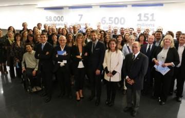 Investigadores que han recibido financiación de la Fundació Marató de TV3