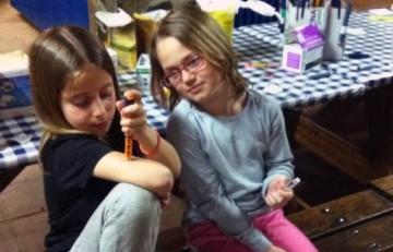 colonias de verano para niños y jóvenes con diabetes