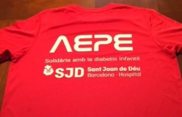Samarretes solidàries per la diabetis infantil