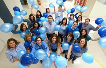 Unitat de Diabetis de l'Hospital Sant Joan de Déu el Dia Mundial de la Diabetis