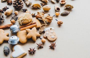 Galletas de Navidad Autor: Mira Bozhko