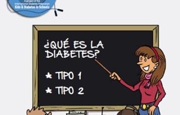 Guía para educar sobre la diabetes en las escuelas (Federación Internacional de la Diabetes)