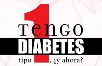 """Portada del libro """"Tengo diabetes tipo 1 ¿y ahora?"""""""