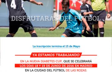 Lilly 5 Diabetes Cup España 2016