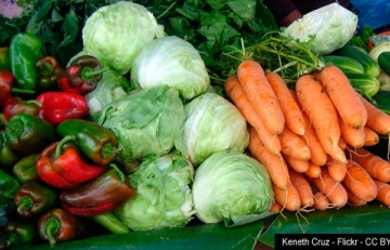 Verduras - Autor: Keneth Cruz - Flickr - CC BY-NC 2.0