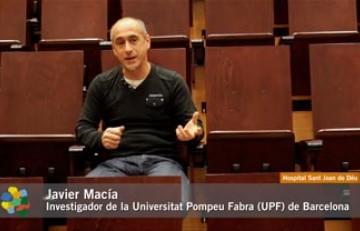 Javier Macía, investigador de la Universitat Pompeu Fabra (UPF) de Barcelona