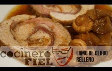 Embedded thumbnail for Lomo de cerdo relleno