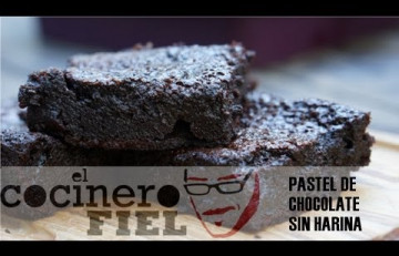 Embedded thumbnail for Pastel de chocolate