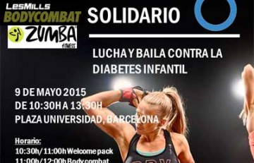 Master Class Body Combat - Sweet Barcelona