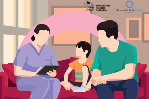 El personal de enfermería, protagonista del Día Mundial de la Diabetes 2020