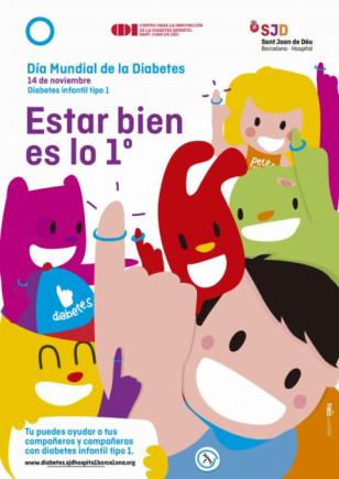 Visibiliza la diabetes el 14 de noviembre, Día Mundial de la Diabetes
