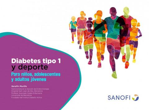 Diabetes tipo 1 y deporte. Para niños, adolescentes y jóvenes