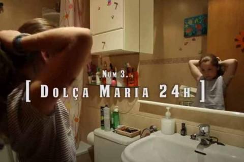 """""""Dolça Maria"""", un documental sobre el dia a dia de la diabetis infantil"""