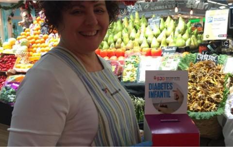 Fruites Macià, amb la investigació de la diabetis infantil