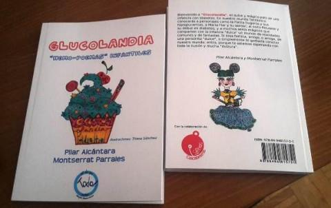 "Glucolandia, ""hemo-poemas"" infantiles"