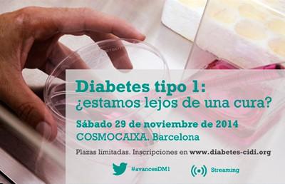 Jornada de divulgación CIDI 2014 - Conoce los principales proyectos de investigación en diabetes infantil