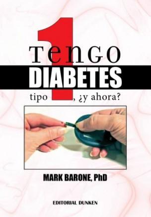 """Portada del llibre """"Tengo diabetes tipo 1 ¿y ahora?"""""""