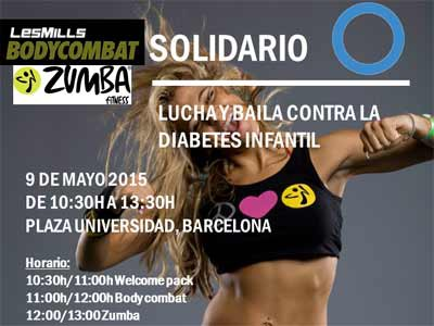 Master Class Body Combat - Sweet Barcelona