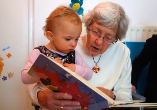 Consejos para abuelos de niños con diabetes tipo 1