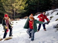Niños jugando en la nieve - Juan Carlos Ordóñez - Flickr - CC BY-NC-ND 2.0