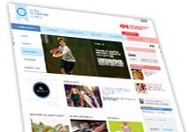Web Guia diabetis tipus 1 - pàgina principal
