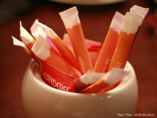 Sobres de sucre - Autor: Ranil - Flickr - CC BY-NC-SA 2.0