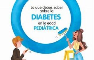 Lo que debes saber sobre la diabetes en edad pediátrica (cuarta edición)