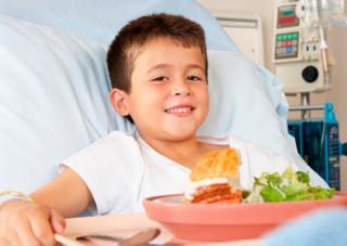Nen hospitalitzat