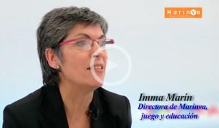 Vídeo Inma Marín: la importancia del juego