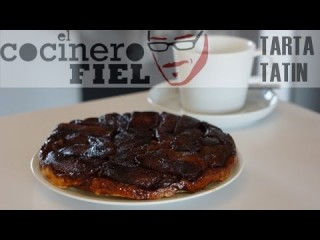 Embedded thumbnail for Tarta tatin con menos azúcar
