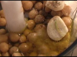 Embedded thumbnail for Hummus (paté de garbanzos)