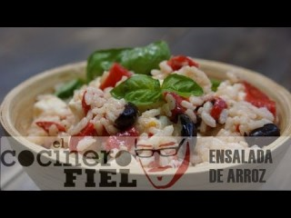 Embedded thumbnail for Ensalada de arroz