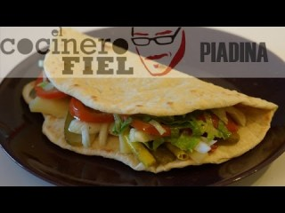Embedded thumbnail for Piadina