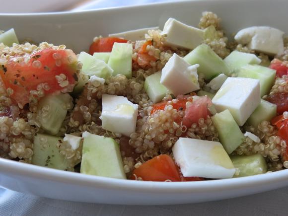Taboulé de quinoa - Autor: HSJD