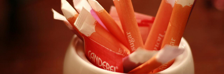 Sobres de azúcar - Autor: Ranil - Flickr - CC BY-NC-SA 2.0