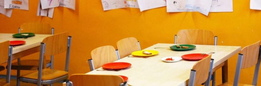 Planifica l'alimentació al menjador escolar d'un nen amb diabetis