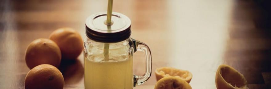 zumo de naranja o fruta entera